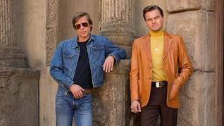 Tarantino Akan Rilis Novel Once Upon a Time in Hollywood