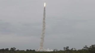 AS Restui Korsel Kembangkan Roket Satelit Mata-mata