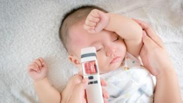 Pertolongan Pertama Anak Demam
