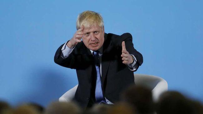 PM Inggris, Boris Johnson, meyakini Iran bertanggung jawab atas serangan pesawat nirawak terhadap dua kilang minyak milik Arab Saudi.