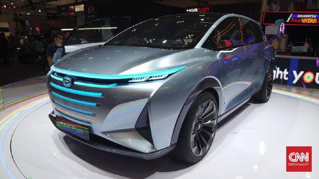 Daihatsu Indonesia Tunggu Aba-aba Toyota Soal Mobil Hybrid