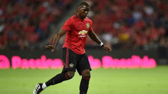 Pihak sponsor disebut-sebut berperan besar menahan Paul Pogba di Manchester United (MU) sehingga batal ke Real Madrid.