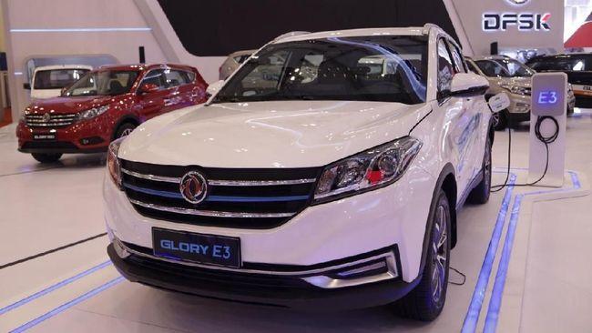 Pabrikan China Siap Produksi Mobil Listrik di Banten