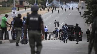 Amnesty International Sebut Pedemo Ditembak Mati di Nigeria