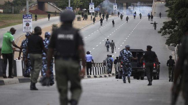 Amnesty International mengatakan ada sebuah bukti laporan yang mengungkap pasukan keamanan di Lagos, Nigeria telah menembak mati demonstran.