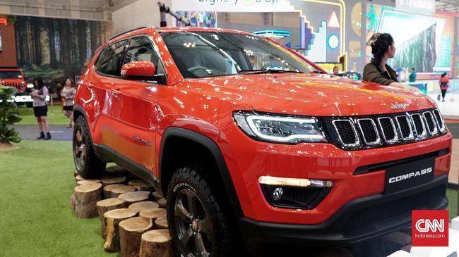 Jeep siapkan SUV untuk menggoda konsumen Toyota Fortuner, Mitsubishi Pajero Sport, dan Nissan Terra.