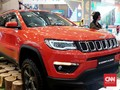 Siapkan SUV Anyar, Jeep Goda Konsumen Pajero Sport-Fortuner