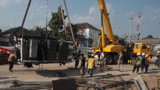 Dua Kesalahan Besar Pengemudi di Area Pembangunan Jalan