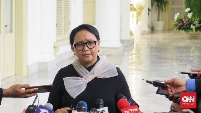 Menteri Luar Negeri RI Retno Marsudi buka suara terkait dukungan dua gubernur Papua Nugini terhadap referendum Papua.