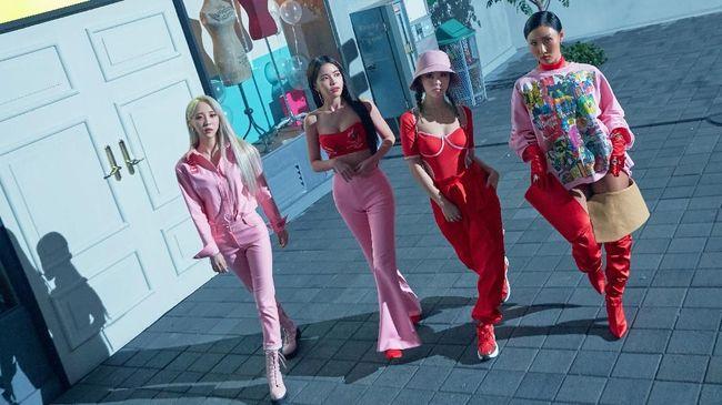 Tayang langsung di ShopeeLive, penampilan MAMAMOO juga bisa disaksikan melalui saluran televisi RCTI dan Indosiar pada Minggu (4/4) pukul 19.00 WIB.