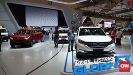 Mobil China Bertahan Hidup di Tengah Merek Jepang-Eropa