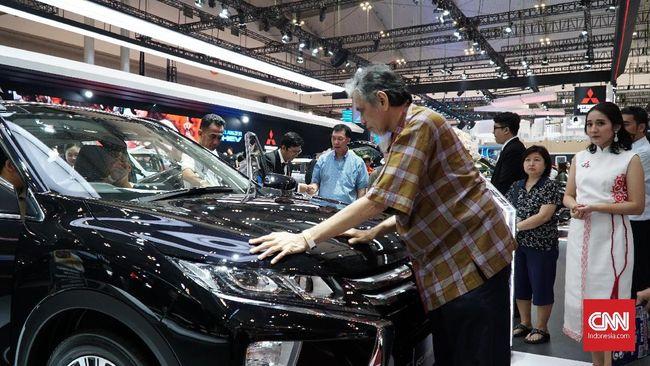 Gaikindo berharap penjualan mobil baru, termasuk mobil elektrifikasi, naik 45 persen dibanding hasil 2020.