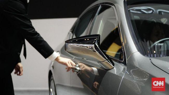 Rata-rata penjualan dari masing-masing merek otomotif mengalami pertumbuhan penjualan.