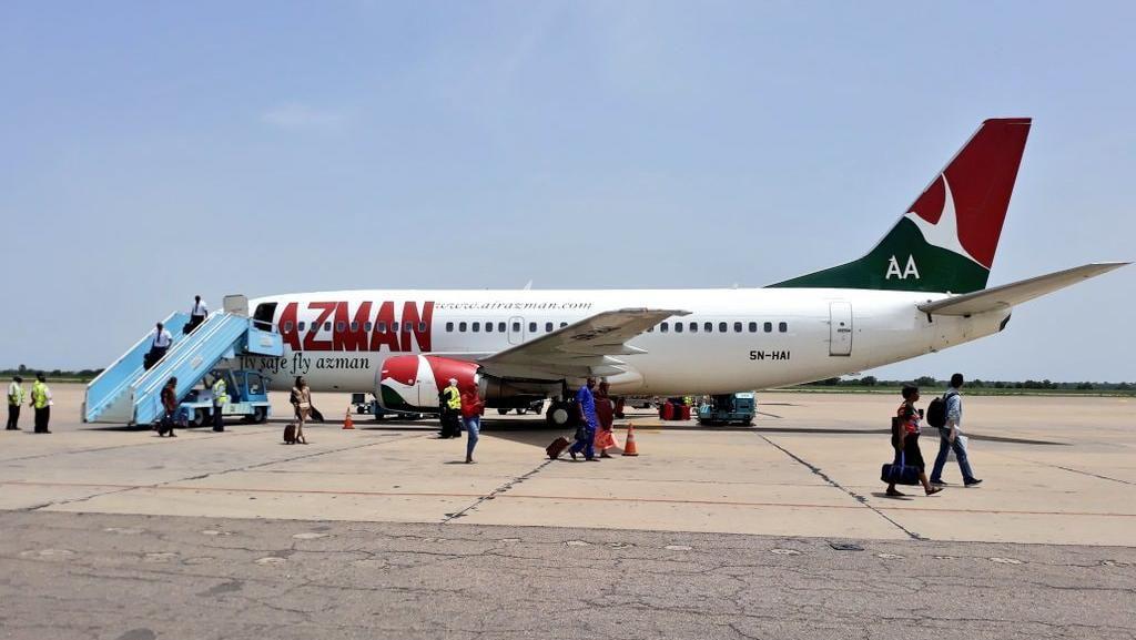 Nigeria Buka Penerbangan Internasional 5 September