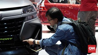 THR Cair Disebut Tak Mampu Dorong Masyarakat Beli Mobil Baru