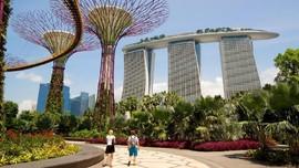 Catat Rekor Kasus Covid, Singapura Tutup Sekolah Tatap Muka