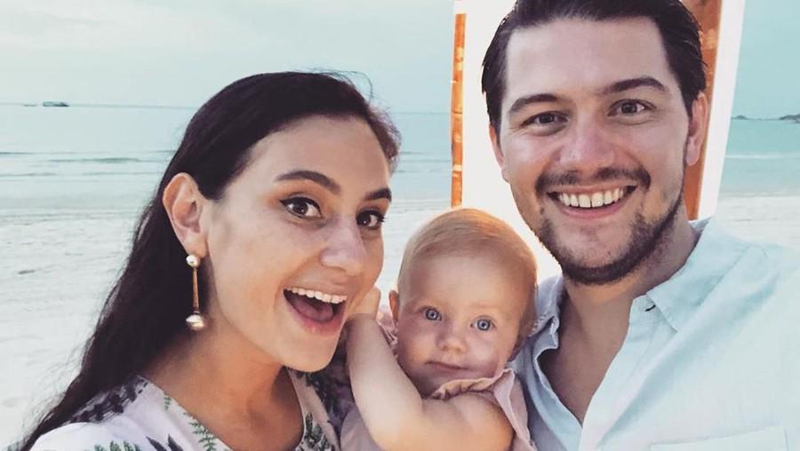 Bakal Punya Adik, Anak Sulung Marissa Nasution Senang Panggil 'Baby'