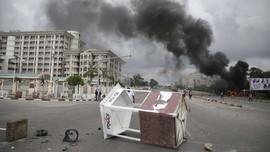 FOTO : Bentrok Berdarah Umat Syiah dan Polisi di Nigeria