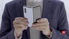 VIDEO: Samsung Galaxy Fold akan 'Tes Pasar' Pada September