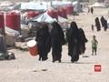 VIDEO: Pengungsi ISIS di Suriah Kekurangan Air Bersih
