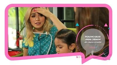 Penanganan Anak Demam ala Jessica Iskandar