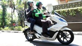 Reaksi Asosiasi Ojol Buntut Gojek Gunakan Motor Listrik 2030