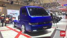 Suzuki Klaim Jadi 'Raja' Pikap Indonesia