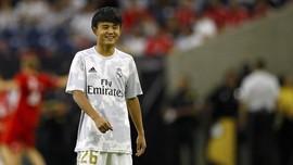 Cedera Asensio Jadi Berkah untuk Kubo Si Messi Jepang