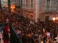 VIDEO: Gubernur Mundur, Warga Puerto Rico Bersorak