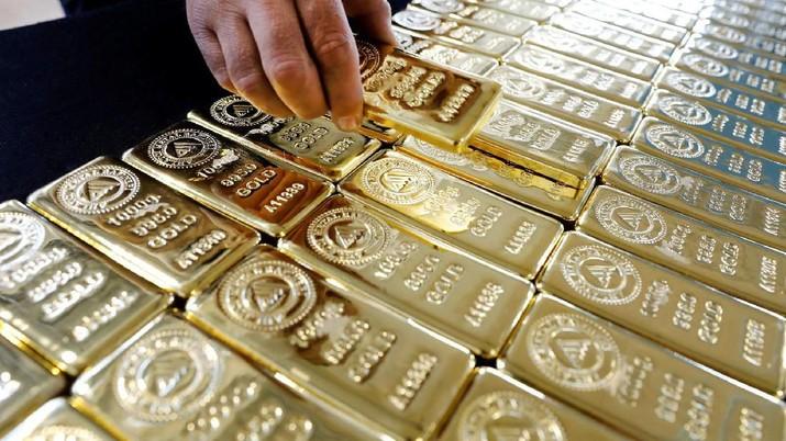 Hari Ini Harga Emas Dunia Naik, Bakal Rekor Lagi? - PT Rifan Financindo