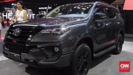 Suplai Mobil Baru Toyota Nyaris Nihil