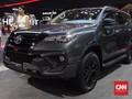 TRD Rangsang Penjualan Fortuner yang Kalah dari Pajero Sport