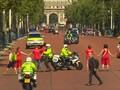 VIDEO: Demonstran Nekat Halangi Rombongan PM Boris Johnson