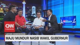 VIDEO: Maju Mundur Nasib Wakil Gubernur DKI (4-4)