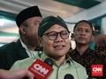 Soal Jatah Menteri, Cak Imin Sebut Gerindra Bak Makmum Masbuk