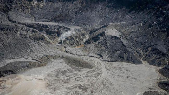 Riwayat Erupsi Gunung Tangkuban Parahu