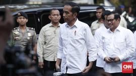 Jokowi Akan Kumpulkan Ketum Parpol Pendukung Bahas Kabinet
