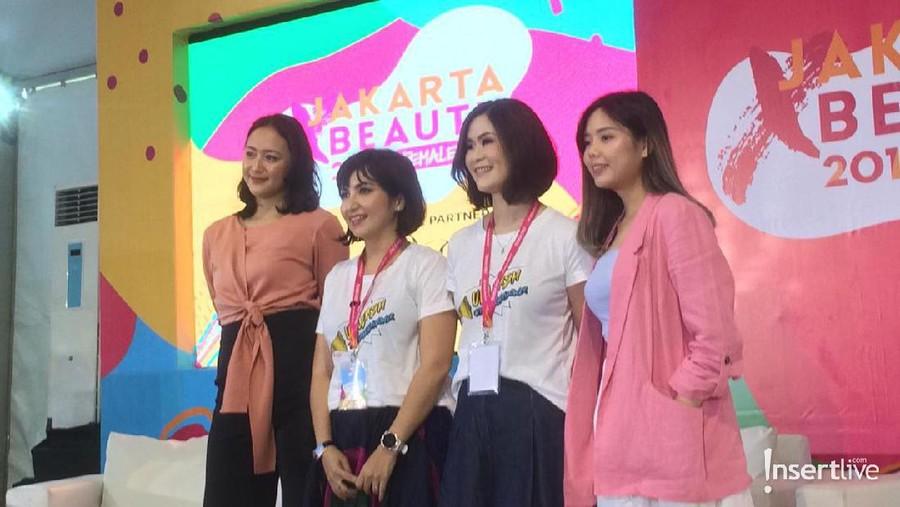 Tumpah Ruah Kosmetik Lokal di Jakarta X Beauty 2019