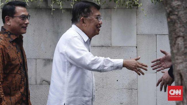 Cerita JK Kesulitan Hubungi Menteri saat Listrik Padam