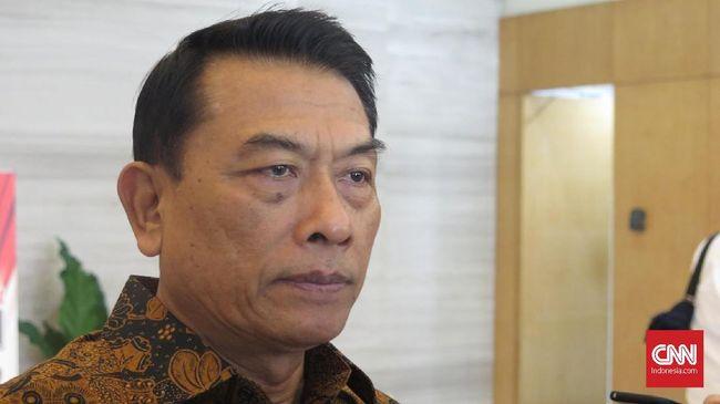 KSP Moeldoko menyebut penarikan aparat TNI dan Polri dari Papua perlu kajian yang mendalam karena bertugas melindungi warga berbagai etnis di sana.