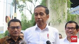 Jokowi: Jaksa Agung Selanjutnya Bukan dari Partai Politik
