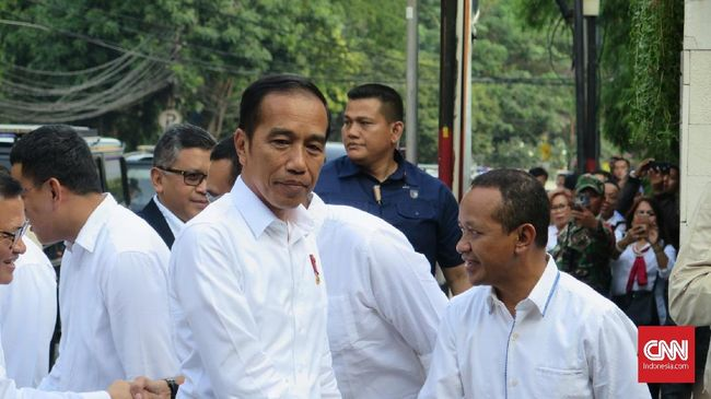 Presiden Joko Widodo menegaskan kembali beberapa sikap, termasuk soal terorisme, radikalisme, serta bahwa agama Islam di Indonesia bersifat moderat dan modern.