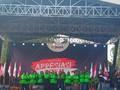 Belasan Ribu Sopir Gojek Kenakan Jaket Baru di Festival Mitra
