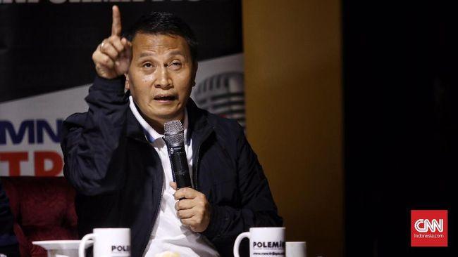 Ketua DPP PKS menantang pemerintahan Jokowi satu bulan untuk membuktikan keseriusan niat merevisi UU ITE yang mengandung banyak pasal karet buat kriminalisasi.