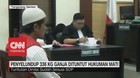 VIDEO: Penyelundup 336 Kg Ganja Dituntut Hukuman Mati