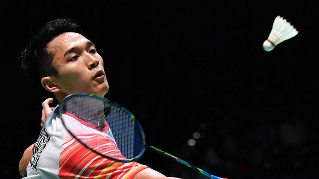 Jonatan Christie akan menghadapi Kento Momota di final Japan Open 2019 dan berikut fakta menarik jelang duel tersebut.