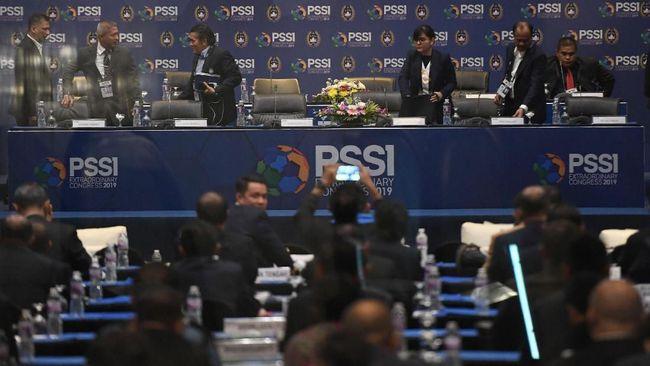Sembilan Calon Ketua Tuding Persiapan Kongres PSSI Aneh