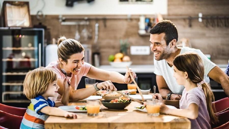 Tips Kontrol Nafsu Makan Saat Libur Panjang agar Badan Tak Melar
