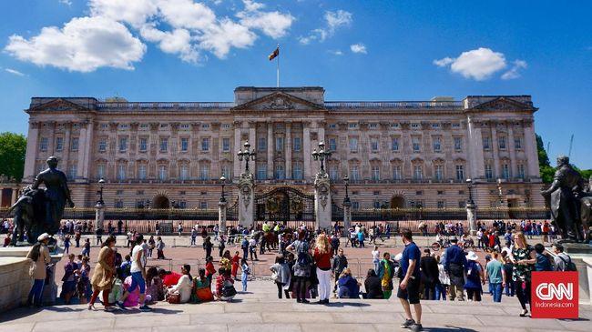 Istana Buckingham menjadi properti milik keluarga Kerajaan Inggris dengan harga sewa per bulan termahal.