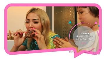 Camilan Ala Jessica Iskandar Agar Anak Mau Makan